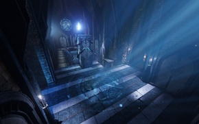 Picture rendering, game, map, quake, id software, Quake Champions, bethesda softworks, saber interactive