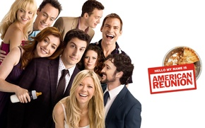Wallpaper american reunion, poster, American pie, everything in the collection