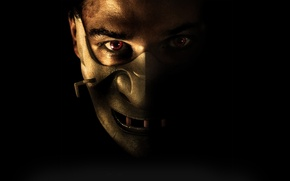 Picture mask, Hannibal rising, Hannibal Climbing, Lecter