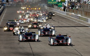 Picture Audi, Ultra, 12 Hours Of Sebring