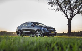 Picture car, SUV, Mercedes, AMG, 63 S, GLE