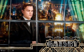 Picture New York, New York, Leonardo DiCaprio, Leonardo DiCaprio, The Great Gatsby, an American classic, 20 …