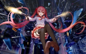 Picture anime, art, Hidan no Aria, Access Aria Holmes