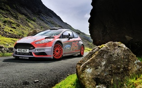 Picture Ford, WRC, Fiesta