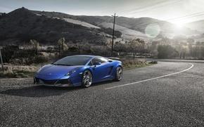 Picture Lamborghini, Gallardo, Vorsteiner, LP5502, Renazzo