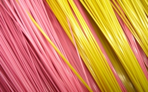 Picture yellow, pink, fabric, Texture, thread