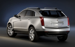 Picture cadillac, crossover, srx