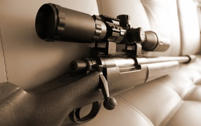 Picture M24, rifle, sniper, airsoft, rifle, airsoft, sniper