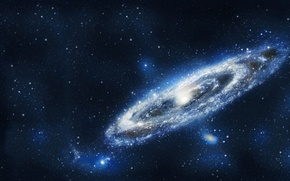 Picture the sky, stars, the universe, galaxy