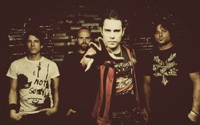 Picture rock, rock, Trapt