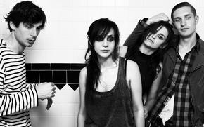 Picture music, hard rock, Dead Sara, hardrock, post- hardcore, post-hardcore, post-pank