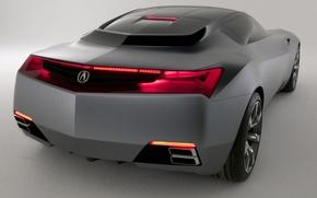 Picture design, the concept, Acura