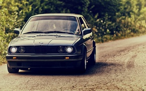 Picture BMW, BMW, car, E30, 320i