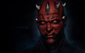 Picture star wars, star wars, Darth Maul, Sith, Darth Maul, The Sith Lord
