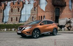 Picture Nissan, Nissan, crossover, Murano, Murano