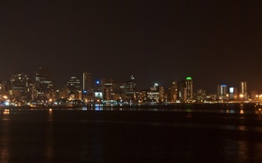 Picture night, Durban, the city