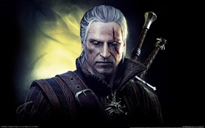 Picture look, the Witcher, the witcher 2, assassins of kings