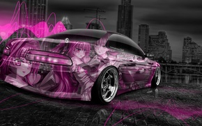 Wallpaper Tony Kokhan, Anime, Tony Kokhan, Airbrushing, Aerography, Soarer, el Tony Cars, Photoshop, Photoshop, Wallpaper, Toyota, ...