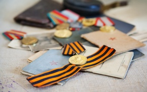 Picture May 9, victory day, awards, medal