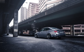 Picture bridge, Subaru, rear view, Subaru, Legacy, legacy
