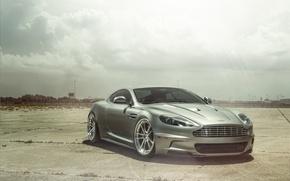 Picture Aston Martin, DBS, wheels, adv.1