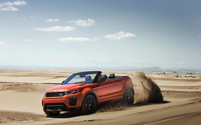 Picture sand, Land Rover, Range Rover, Evoque