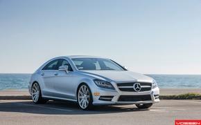 Picture Mercedes, Mercedes, Vossen, CLS-Class