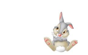 Picture art, Bunny, children's