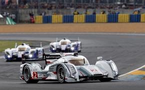 Picture Audi, Toyota, e-tron, Hybrid, Quattro