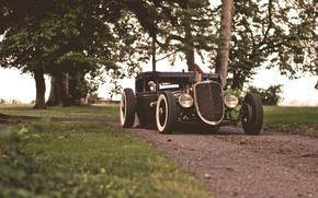Picture ford, Ford, hot rod, rat, hotroad, ratrod, ratrod