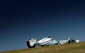 Picture Mercedes, formula 1, AMG, Nico Rosberg
