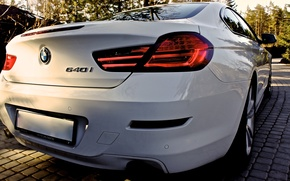 Picture bmw, 6 series, 640i, f13