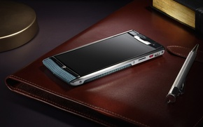 Picture style, hi-tech, smartphone, Vertu, Signature Touch