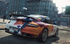 Picture 911, 997, Porsche, 2012, Need for Speed, GT2, nfs, Most Wanted, NSF, NFSMW