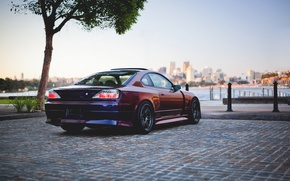 Picture car, auto, tuning, S15, Nissan, tuning, Spec-R, Nissan Silvia