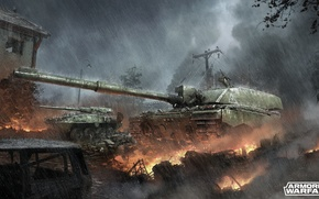Picture tanks, Armored Warfare, onlinehry