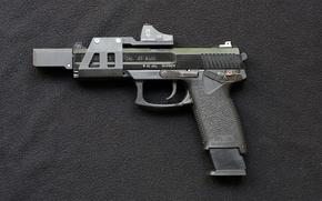 Picture weapons, Mark 23, Heckler & Koch, gun
