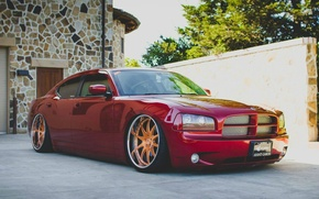 Picture auto, tuning, auto, dodge, tuning, charger