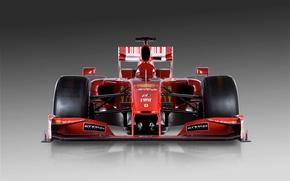 Picture the car, ferrari, formula 1, formula-1