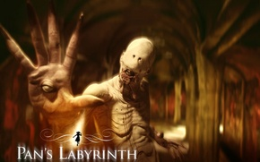 Picture 2006, Spain, Pan's Labyrinth, Guillermo del Toro, Pan's Labyrinth