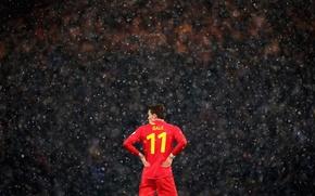 Picture England, Sport, Rain, Football, Rain, Football, Player, Tottenham Hotspur Football Club, Gareth Bale, Gareth Frank …