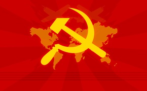 Wallpaper USSR, Communism, USSR