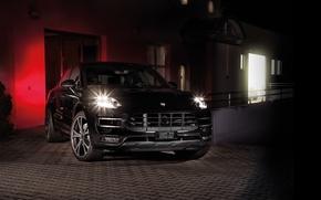 Picture Porsche, TechArt, Macan