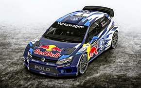Picture Volkswagen, WRC, Volkswagen, Polo, Polo R, 2015