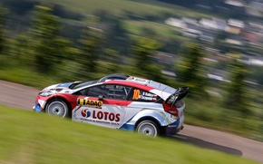Picture Ford, Ford, Germany, WRC, Rally, Fiesta, Blur, Robert Kubica