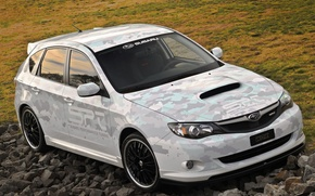 Picture Subaru, Impreza, WRX, SPT