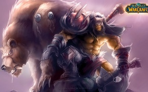 Picture Stone, World of warcraft, Rexxar, Mike