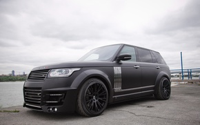 Wallpaper Range Rover, range Rover, LWB, 2014, Lumma Design, L405, CLR R