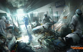 Picture Game, The building, Art, Ubisoft, Game, Tom Clancy's The Division