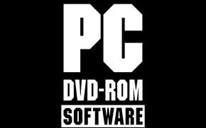 Wallpaper logo, pc, Solfware, room